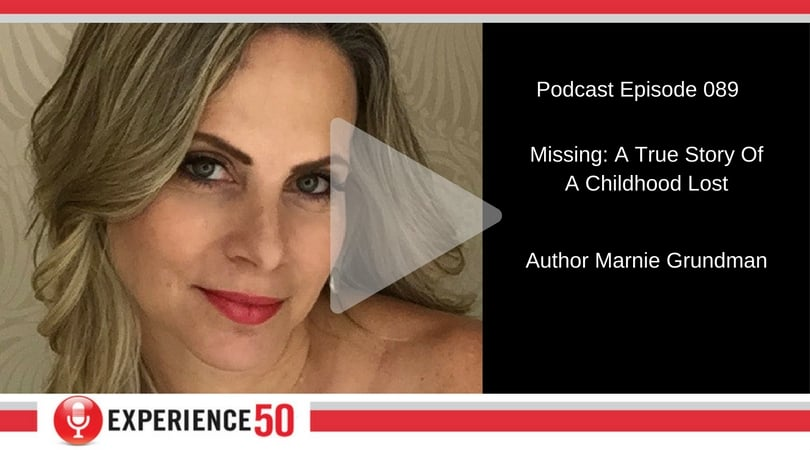 Episode 089 Missing: A True Story of a Childhood Lost