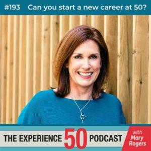 career change at 50