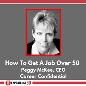 Peggy McKee Job Search Over 50