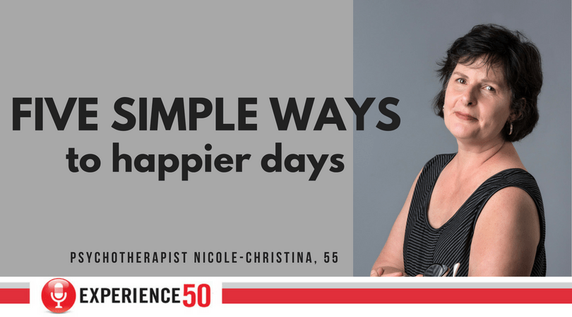 Five Ways To Happier Days