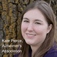 Alzheimer's disease with Kate Pierce