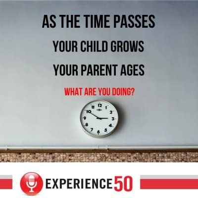Time Passing experience 50