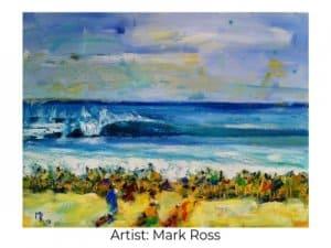 Artist Mark Ross