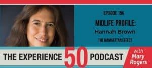 Experience 50 E156 Hannah Brown