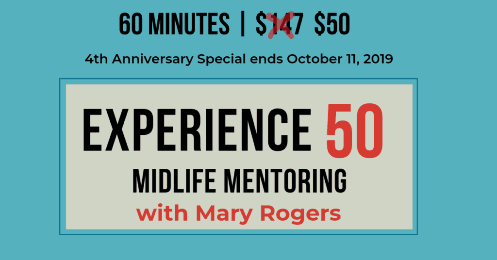 Midlife Mentoring Special