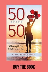 50 After 50 Book Cover