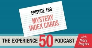 Experience 50 episode 169