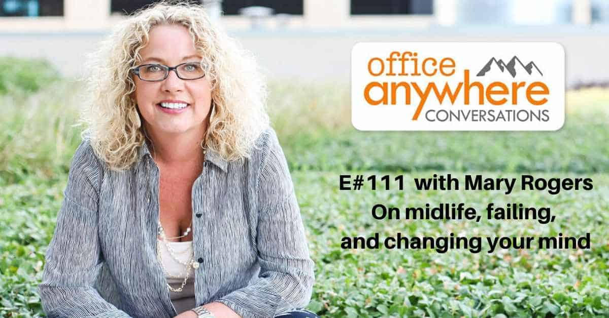 Mark Rogers on Office Anywhere episode 111